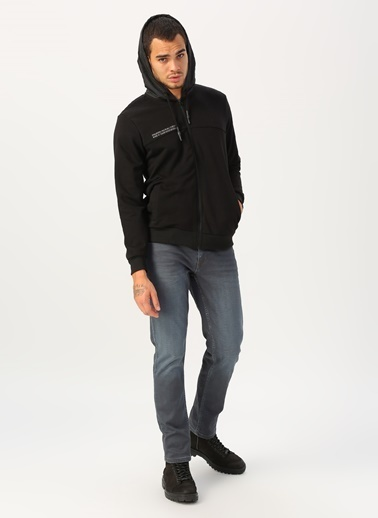 Twister Sweatshirt Siyah